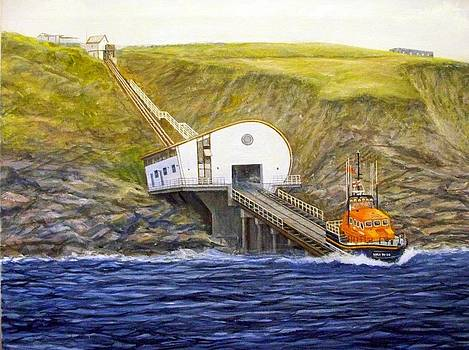 Lizard Point Station by William H RaVell III