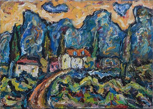 Ljuta I by Borislav Djukanovic