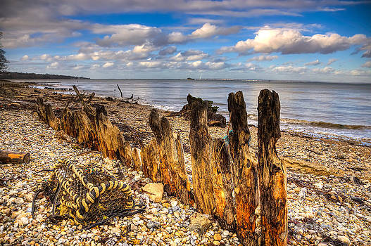 English Landscapes - Lobster Beach