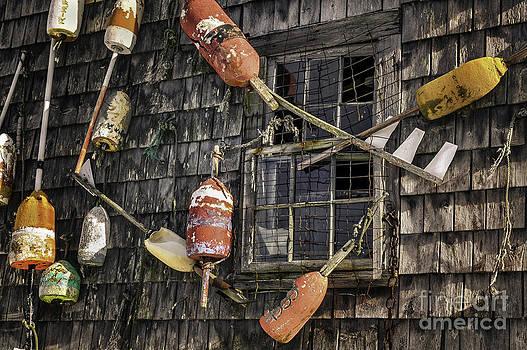 Thomas Schoeller - Lobster Shack Window Dressing