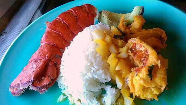 Lobster Tales  by Denisse Del Mar Guevara