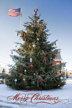 Brenda Giasson - Lobster Tree Christmas
