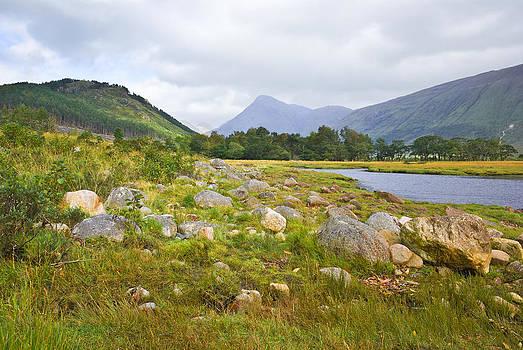 Jane McIlroy - Loch Etive - Highlands of Scotland