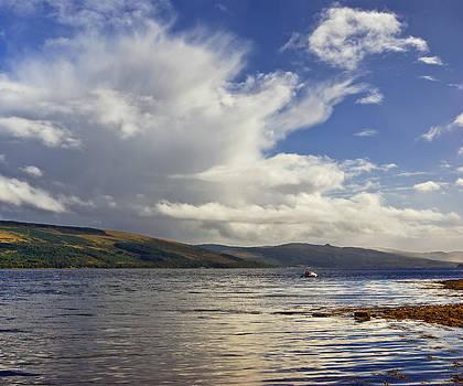 Jane McIlroy - Loch Fyne Scotland