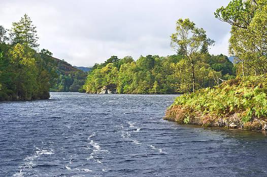Jane McIlroy - Loch Katrine - Scotland