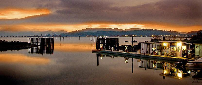 Loch Lomond Harbor by Michael Fahey
