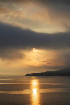 Loch Sunset by Ed Pettitt
