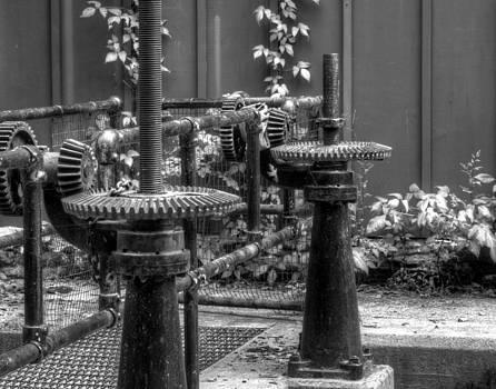 Lock Gears by IB Ehrlich