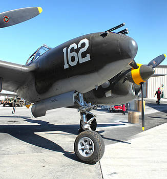 Gregory Dyer - Lockheed P-38 - 162 Skidoo - 01