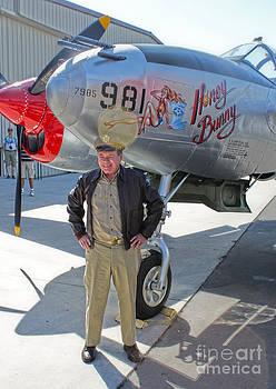 Gregory Dyer - Lockheed P-38L Lightning Honey Bunny  - 06