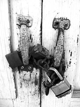 Locks 2 by David Campbell