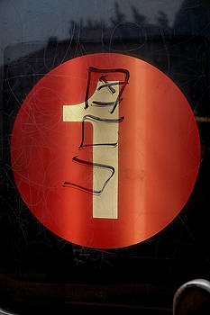 Logo with Graffiti 2006 by Kenneth Rst Vick