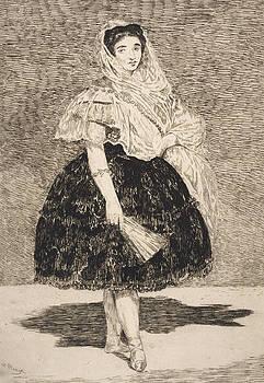 Edouard Manet - Lola de Valence