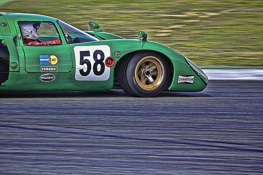 Lola T70 by Peter Falkner