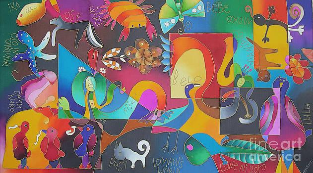 Lomani's World by Maria Rova