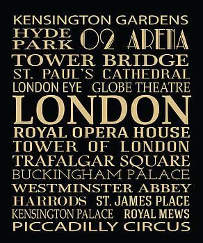Jaime Friedman - London Attractions
