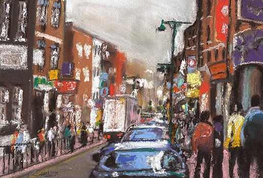 Paul Mitchell - London Brick Lane 2