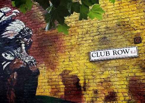 London Street Art I by Ed Pettitt