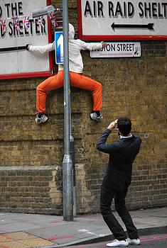 London Urban Dance by Stephen Norris