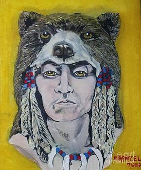 Lone Bear by Michael Henzel