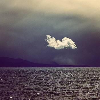 Lone Cloud by Hitendra SINKAR