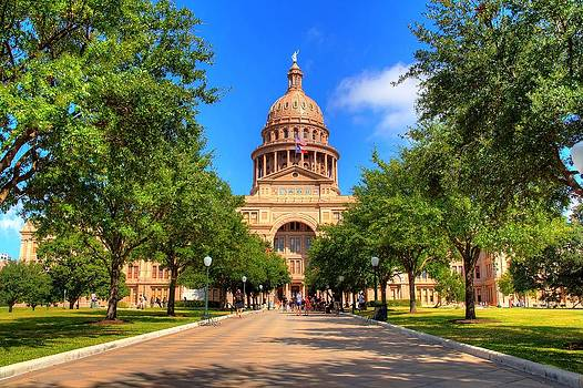 Lone Star Capitol by Dave Files