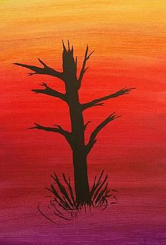 Lone Tree by Keith Nichols
