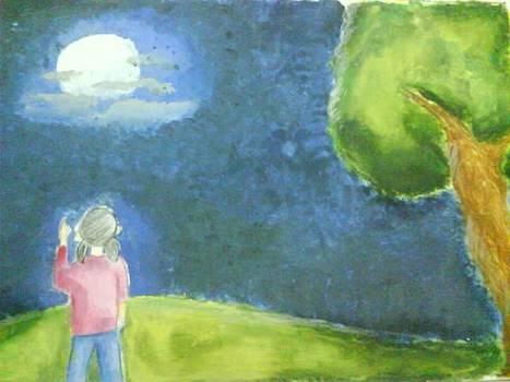 Loneliness by Aparna Suriaraj