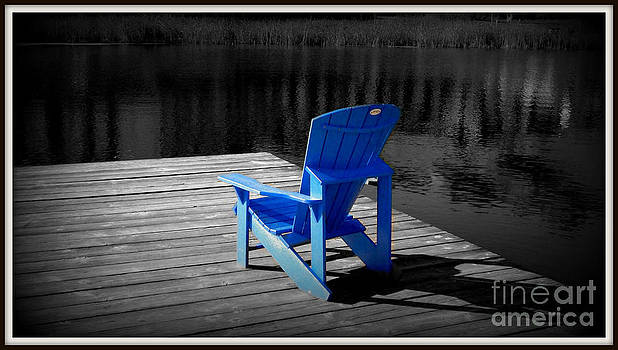 Lonely Chair by Sarah Mullin