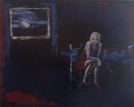 Kathy Peltomaa Lewis - Lonely Night