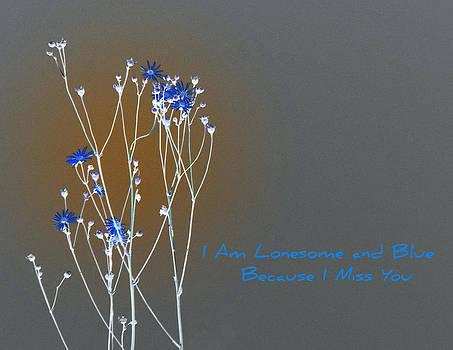 Rosanne Jordan - Lonesome Blue Missing You