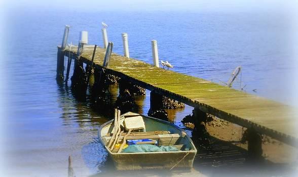 Lonesome wharf by Kevin Perandis