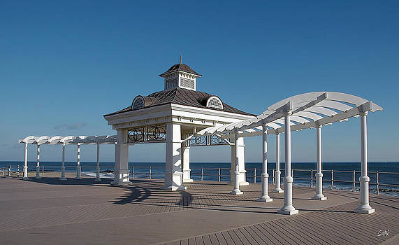 Long Branch Gazebo by Sami Martin