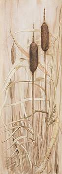 Long Cat Tails One by Cathy Long