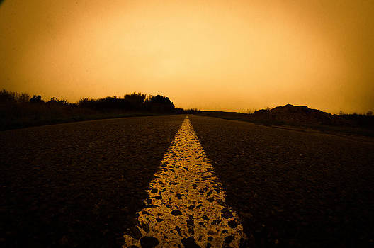 Long is the road by Gilbert Wayenborgh