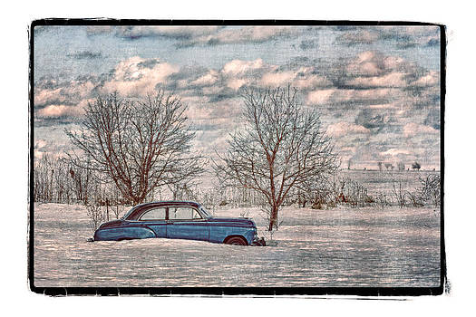 Longing for the Road by Randy  Lee