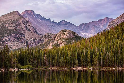 Adam Pender - Purple Mountains