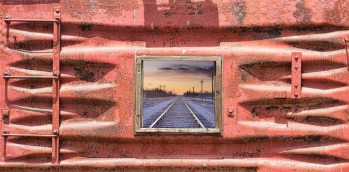 James BO  Insogna - Looking Back Panorama