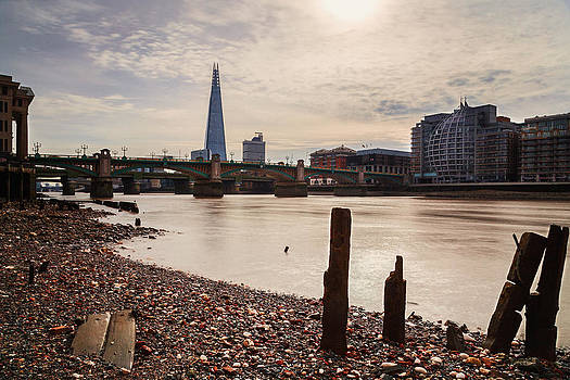 Looking from the Foreshore by Stuart Gennery