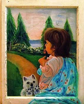 Looking Outward by Carol Allen Anfinsen