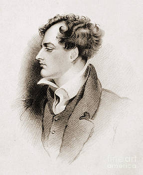 British Library - Lord Byron English Romantic Poet