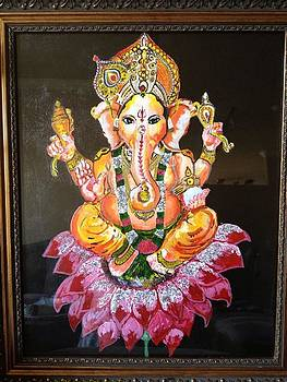 Lord Ganesh by Pallavi Sharma