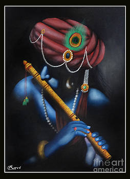 Lord Krishana  by Ravi Kumar