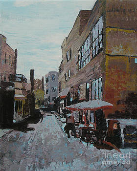 Loring Corners by Laura Toth