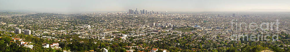 Gregory Dyer - Los Angeles from Griffith Park
