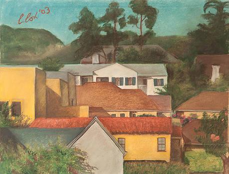 Los Feliz Hills by Claudia Cox