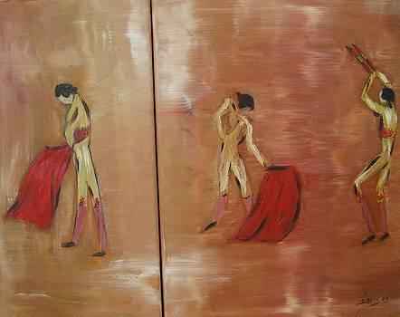 Los Matadores by Doris Cohen