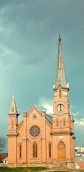 Lost Church by Alexandra Benson