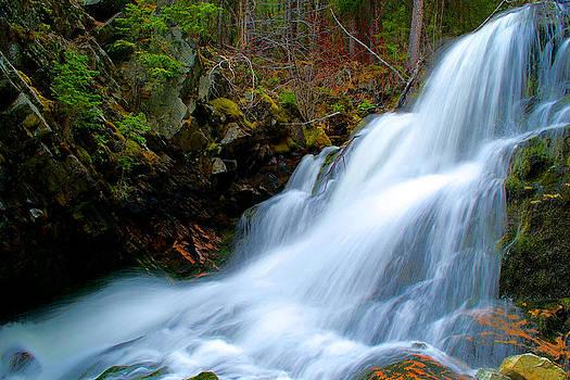 Lost Creek Waterfall by Kevin Bone