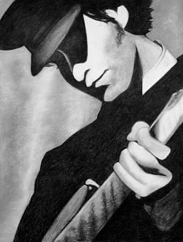 Lost in Strings by Meg Haufe